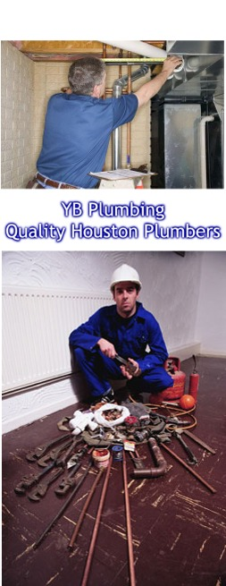 YB Plumbing | Quality Houston Plumbers
